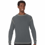 J America Vintage Long-Sleeve Thermal T-Shirt
