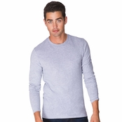 Next Level Men's Premium Fitted Long-Sleeve Crew Tee