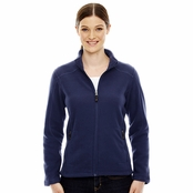 North End Voyage Ladie's Fleece Jacket