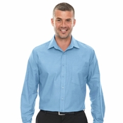 North End Windsor Men's Tall Long Sleeve Oxford Shirt