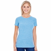 Threadfast Apparel Ladie's Triblend Short-Sleeve Tee