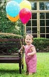Custom Made Boy's Birthday, 1st Birthday Balloons Outfit.