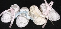 Baby Booties For Girls and Boys.