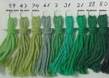 Thread Colors 4 For Monogrammed Sweater For Girls & Boys.