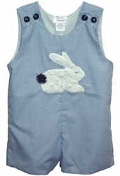 Boy's Easter Bunny Bushy Tail Custom John John