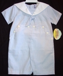 Carriage Boutiques Sailor Suit for Boys