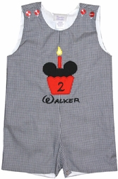 Mickey Mouse Birthday Cupcake Disney Outfit.