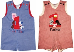 Farm Barnyard Animals Birthday Outfit 1st 2nd 3rd Birthday Outfit