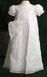 Feltman Brothers Christening Baptism Gown.