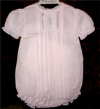 Feltman Brothers Baby Girl's Pink Or White Lace Bubble.