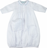 Feltman Brothers Take Me Home Gown and Matching Bonnet for Boys