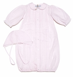 Feltman Brothers Take Me Home Gown for Girls with Matching Bonnet