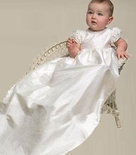Christening Gowns-Baptism Dresses for Baby Girls