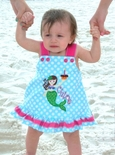 Girl Custom Made Birthday Dresses & Outfits | 1st Birthdays-6th
