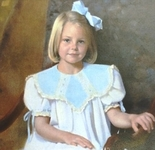 Flower Girl Dresses-Heirloom Clothing, Portrait Dresses