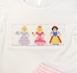Girl's Smocked Dresses, Smocked Clothing & Outfits