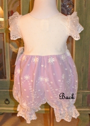 Haute Baby Lavender and Lace Baby Girl's Bubble