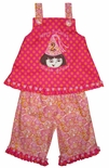 Custom Girl's Dora Birthday Dress Or Outfit And Birthday Hat.