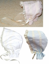 Heirloom Bonnets by Peppermint Pony