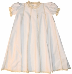 Heirloom Vertical Lace Mary Claire Dress for Baby and Toddler Girls
