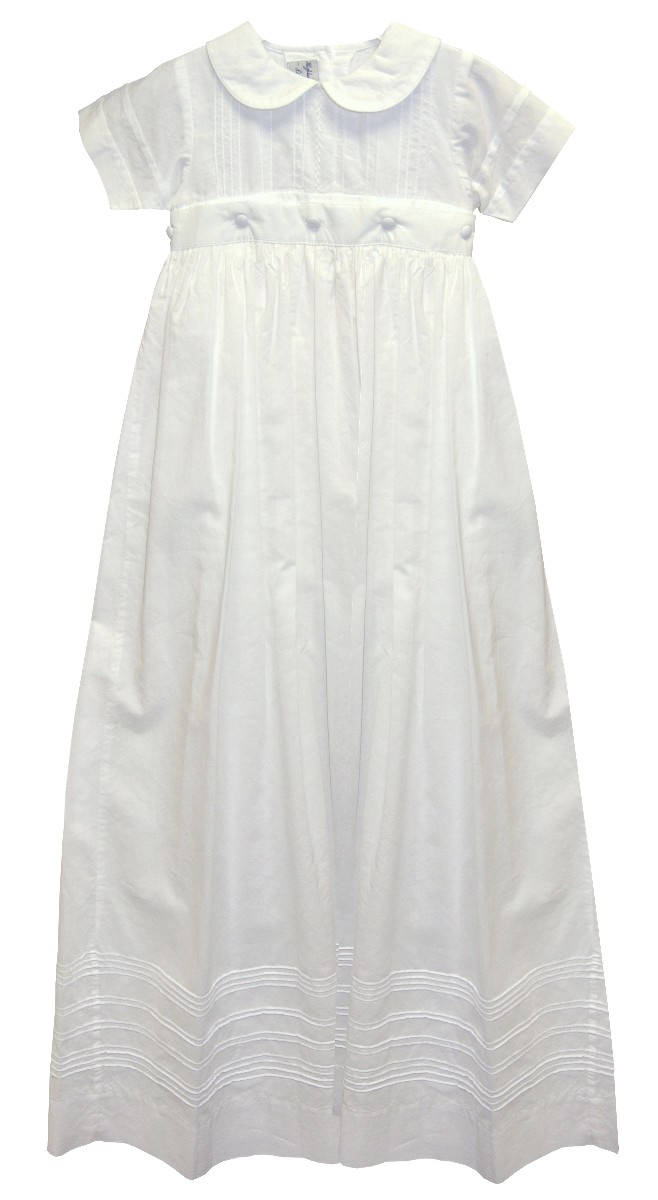 Highland Porch Boy\'s Convertible Christening Gown and Bubble with ...
