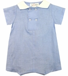 Jack & Teddy Baby Boy's Blue Bubble Perfect for Easter and Other Special Occasions