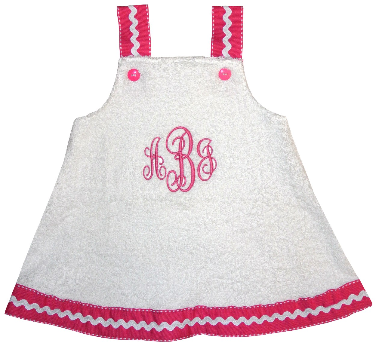 bd641770c82ed Personalized Swimsuit Cover Up for Girls