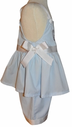 Monogrammed Cinderella Blue Dress or Outfit