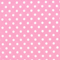 Pink with White Dots