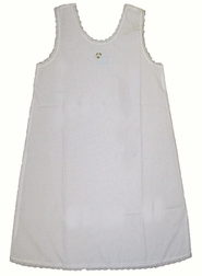 Girl White Slip, White Dress Slip for Girls