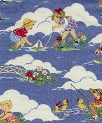 Waterplay Toile