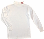 White Turtleneck for Girls or Boys by Zuccini