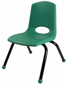 "16"" School Stack Chairs - 6 Pack"