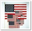 "24""x36"" US Classroom Flags"