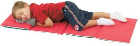 20X46X.75 Red/Green Mat 4 Section, 1 Pack