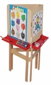 3-Way Adjustable Easel w/Plywood<br>