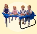 4 Seat Junior Toddler Table<br>Price Includes Shipping!
