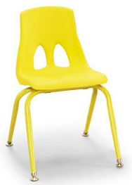 "7 1/2"" High CircusLine Stackable Chair"