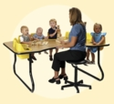 Toddler Table 8 Seat Price Includes Shipping
