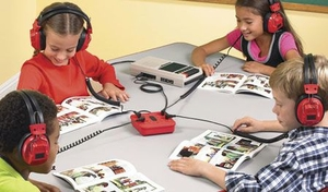8 Position Headphone Learning Center