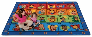 "ASL Seating Rug 7'8"" x 10'10"""