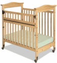 Biltmore Compact-Size Crib SafeReach Clearview  <br>