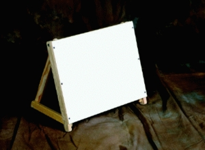 <b>Child Table Top <br>Easel/ Message Board</b>