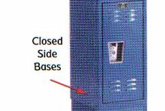 Closed Side Bases