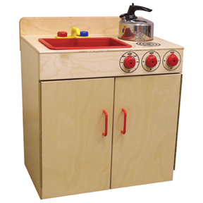 Combination Sink and Range<br>
