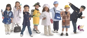 Community Helper Dress Up Collection<br>