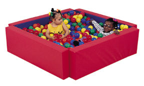 Corral Ball Pool (280 Balls)
