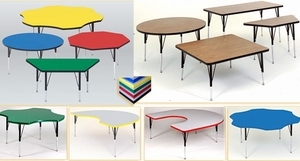 Correll Kids Activity Tables