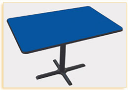 Correll Rectangular Cafe Tables<br>
