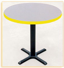 Correll Round Cafe Tables<br>